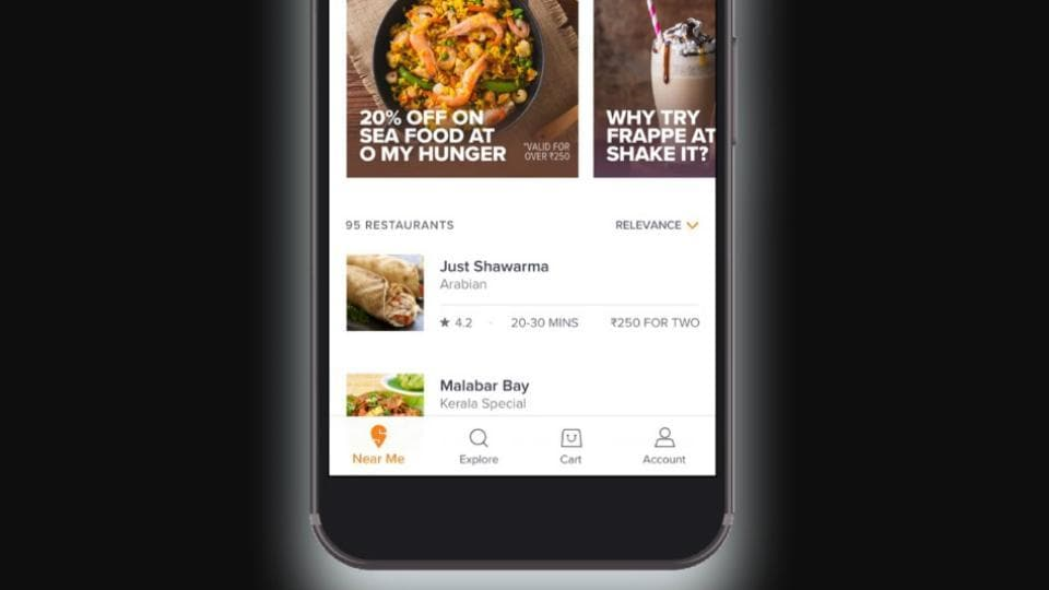 Swiggy was founded in 2014.