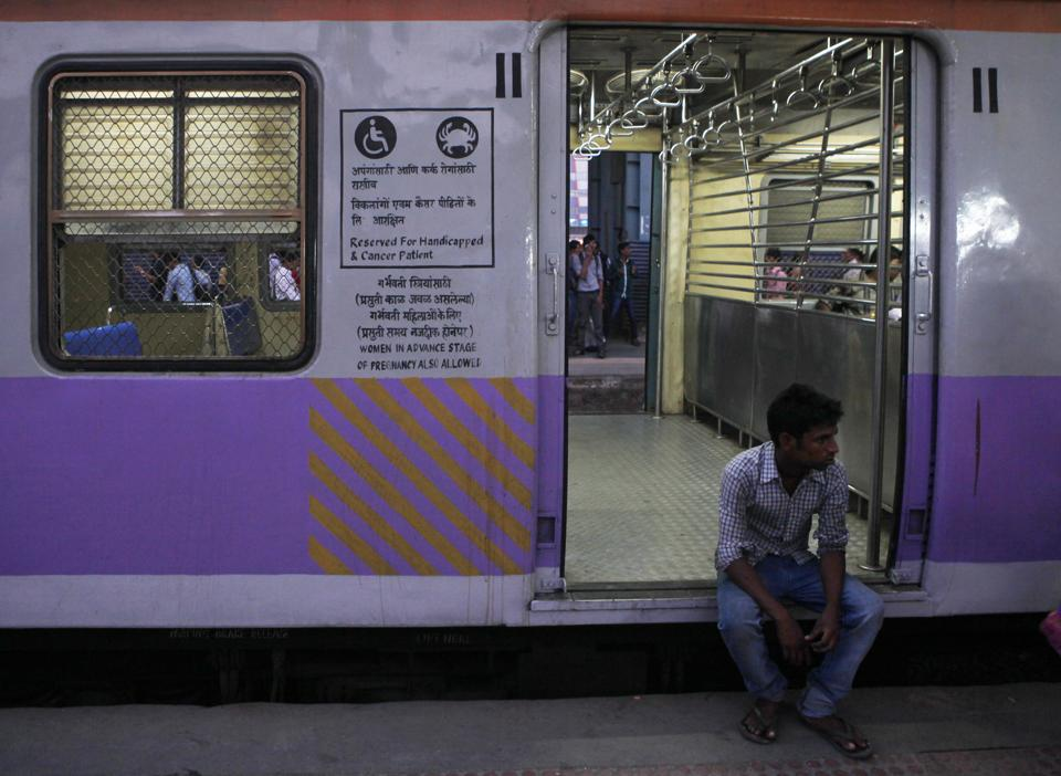 1,584 able-bodied passengers were arrested travelling in compartments reserved for disabled commuters in Mumbai in the past five days.