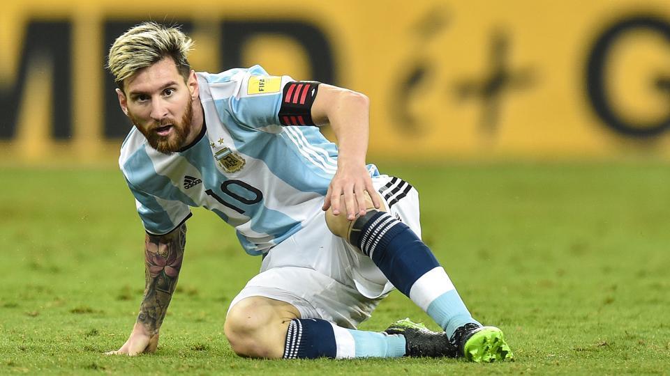 06dedc3760a Lionel Messi desperate for FIFA World Cup success