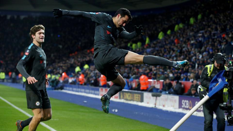 Pedro,Chelsea FC,FA Cup