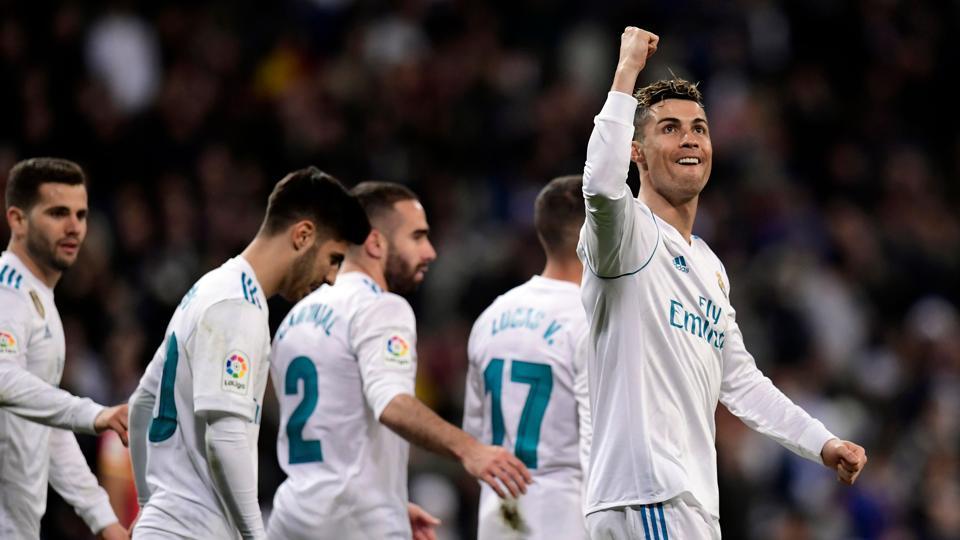 Cristiano Ronaldo,Real Madrid,Atletico Madrid
