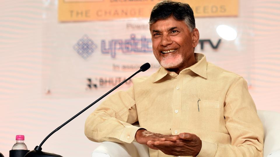 The no-confidence motion pitched by Andhra Pradesh chief minister Chandrababu Naidu's Telugu Desam Party (TDP) against the NDA government was not taken up as the Lok Sabha was adjourned till Tuesday, leading to an allegation that the House was being disrupted at the government's 'behest.' (Arun Sharma / HT File)