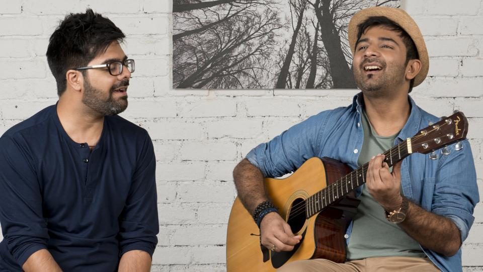 Along with their Bollywood projects, music composers Jigar Saraiya and Sachin Sanghvi are also working on their independent singles.