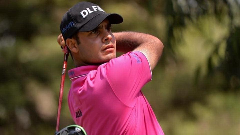 Shubhankar Sharma,Anirban Lahiri,Golf