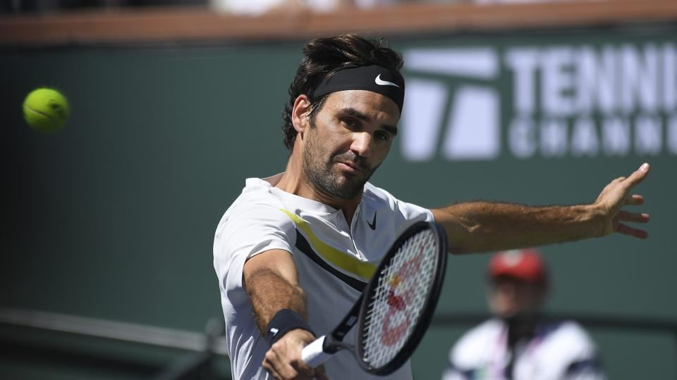 Roger Federer lost a closely-fought Indian Wells Masters final to Juan Martin del Potro.
