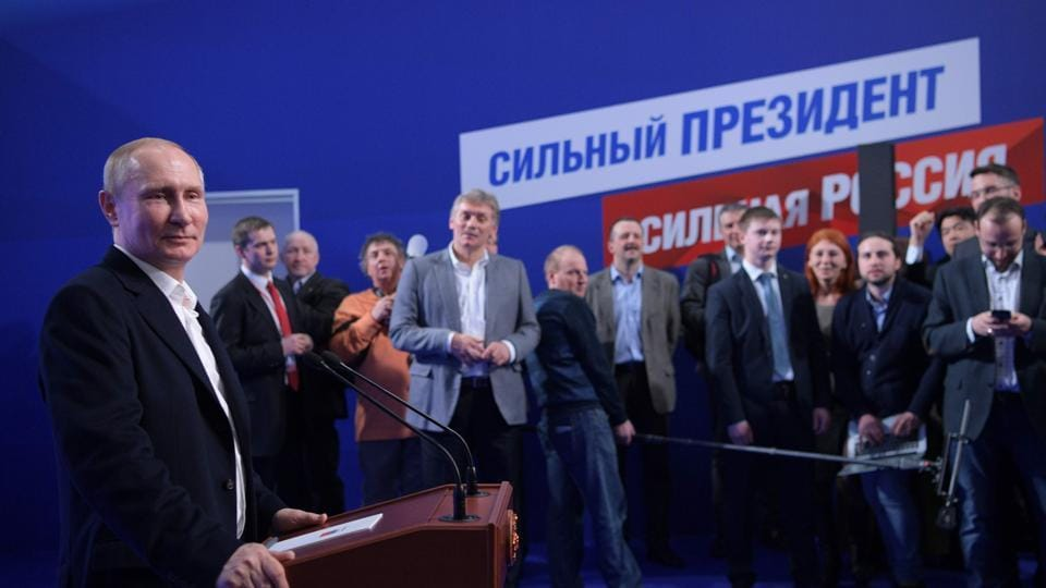 Russian presidential election,Russia,President of Russia