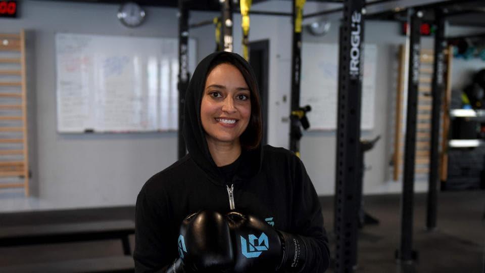 Saudi Arabia,Women's gyms in Saudi Arabia,Kickboxing