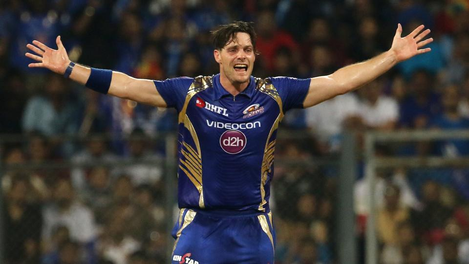 IPL 2018: Mumbai Indians replace Jason Behrendorff with Mitchell McClenaghan