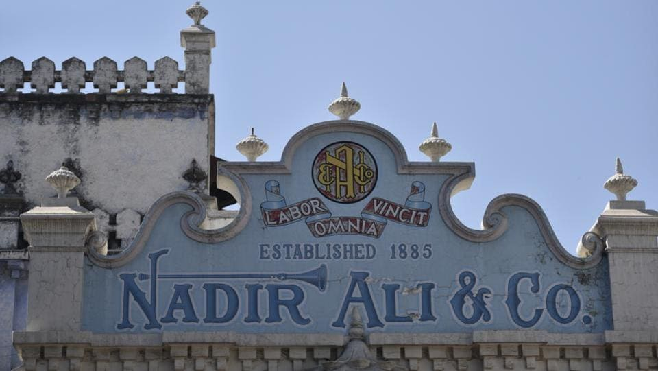 "Nadir Ali & Co. began as a wedding band in 1885 when Nadir Ali, a band leader in the British Army raised his own company with his cousin Imam Buksh and began making instruments in 1911. ""As our popularity grew and bands flocked to Meerut to buy instruments, some of our former employees saw an opportunity. They quit their jobs to start their own small factories,"" said Aftab Ahmad, Buksh's great-grandson. (Sanchit Khanna / HT Photo)"