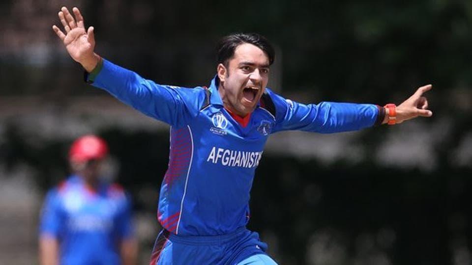 ICC World Cup Qualifier,Rashid Khan,Gulbadin Naib