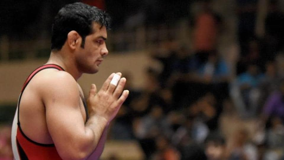 Sushil Kumar,2018 Commonwealth Games,Commonwealth Games