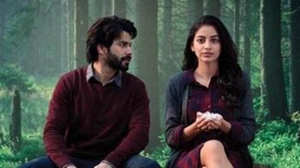 October stars Varun Dhawan and Banita Sandhu.