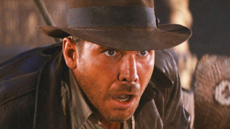 Harrison Ford will be back in and as Indiana Jones.