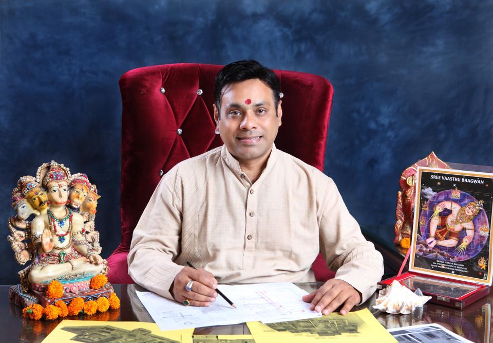 "Use the negative yogas to your advantage"" – Dr  Vinay Bajrangi"