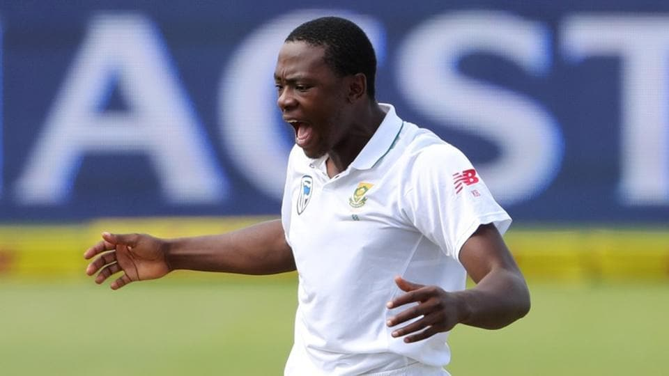 South Africa's Kagiso Rabada ban reduced after appeal