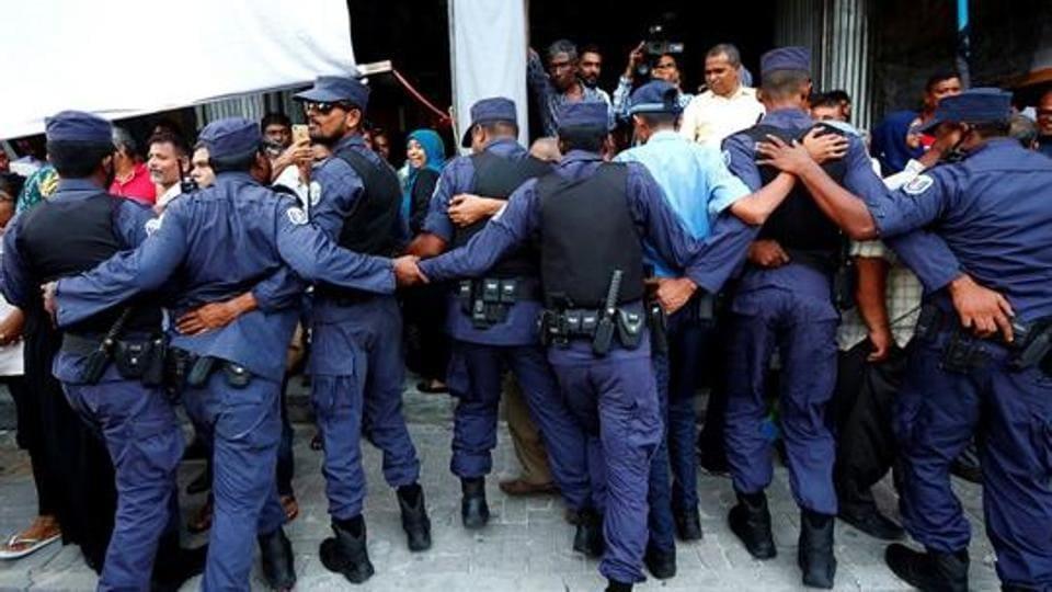 Maldives,Maldives Emergency,Male