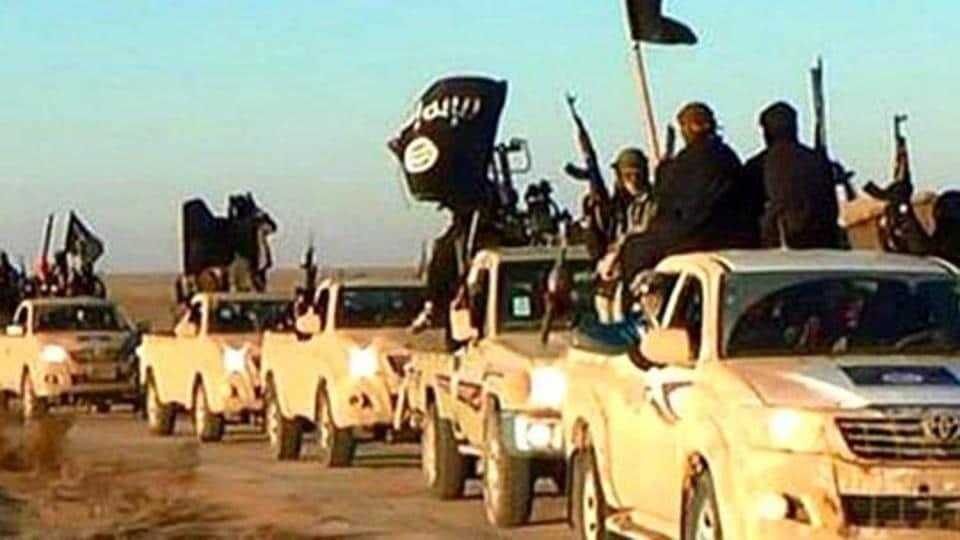 Islamic State,ISIS,Damascus