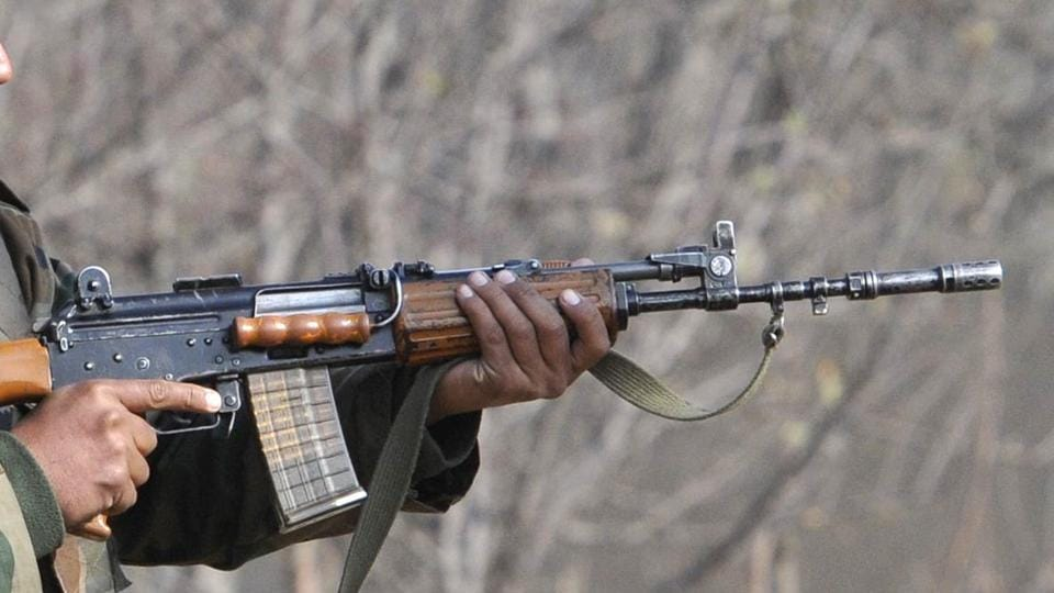 Jammu and Kashmir,Indian Army,Army soldiers suicide