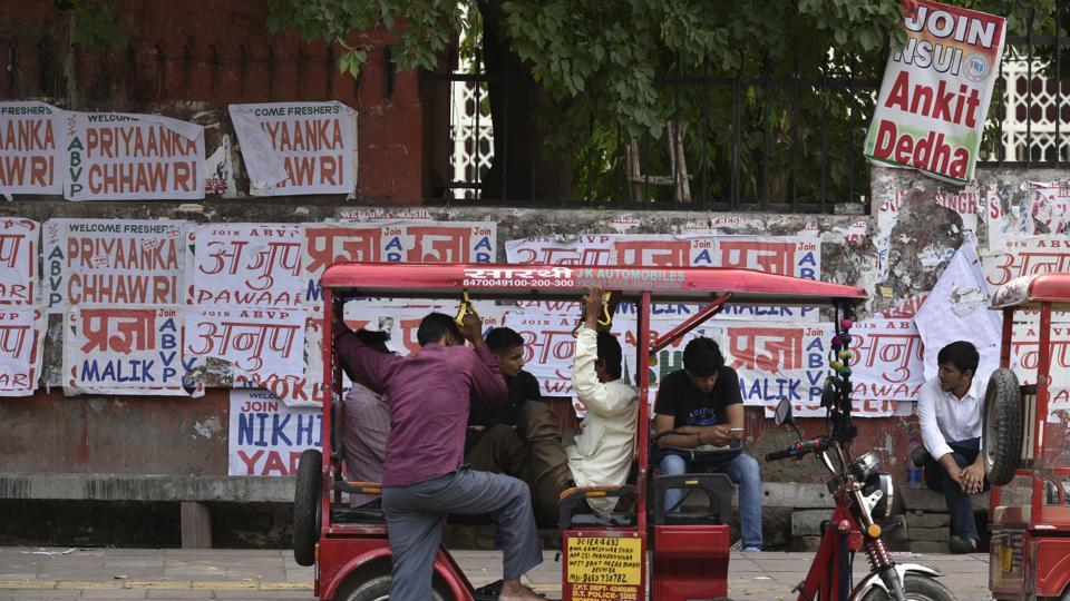 The court's observation and direction came while hearing a plea by advocate Prashant Manchanda, who has sought a complete ban on defacement of public properties by Delhi University Student Union (DUSU) poll candidates.