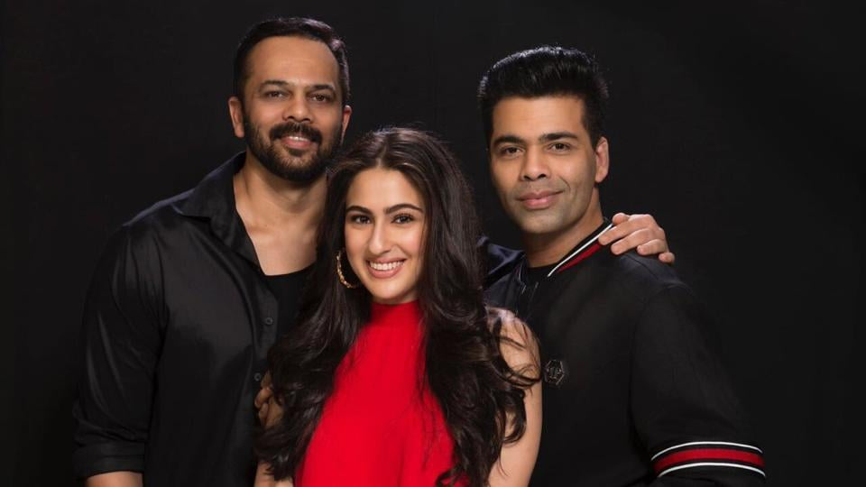 Sara Ali Khan signed opposite Ranveer Singh in Simmba