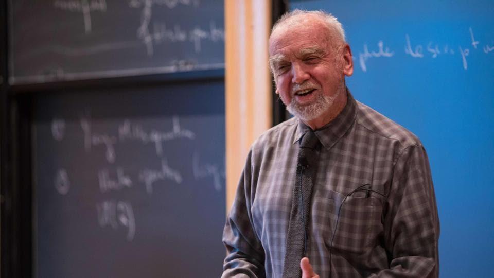 Robert Langlands,Abel Prize,Canadian mathematician
