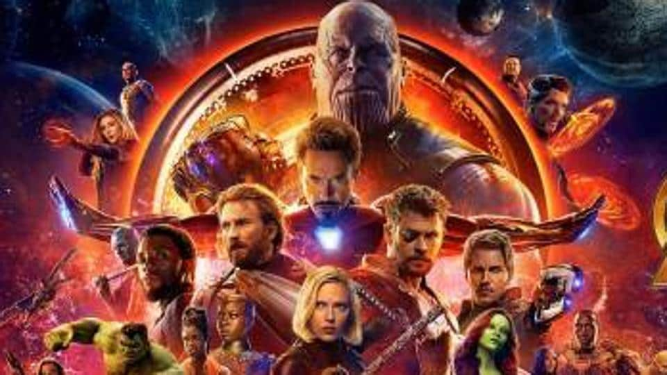 Avengers: Infinity War is scheduled for an April 27 release.
