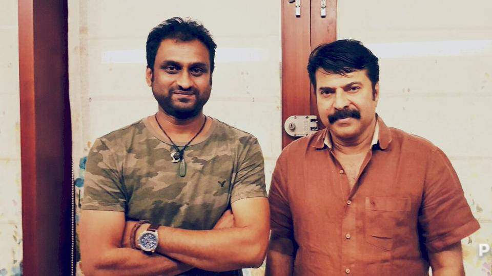 Mammootty will play the role of YS Rajasekhar Reddy in a biopic.