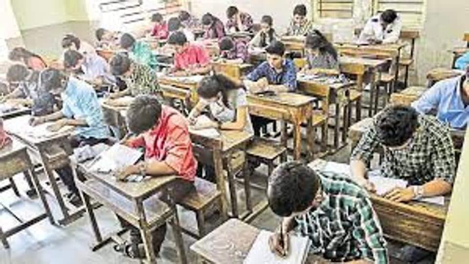 SSC exam,Kalyan,Sacred Heart School