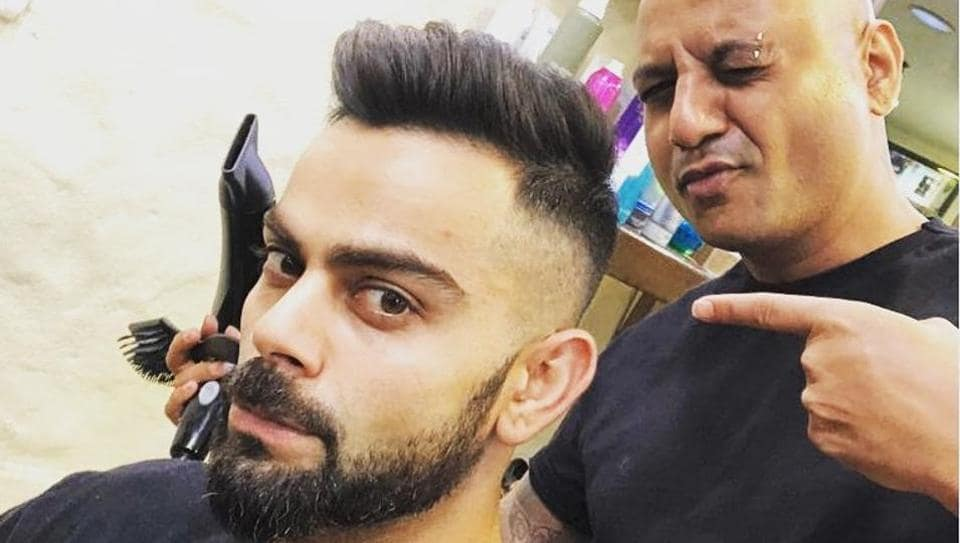 Virat Kohli Gets Uber Cool Haircut Ahead Of 2018 Indian Premier