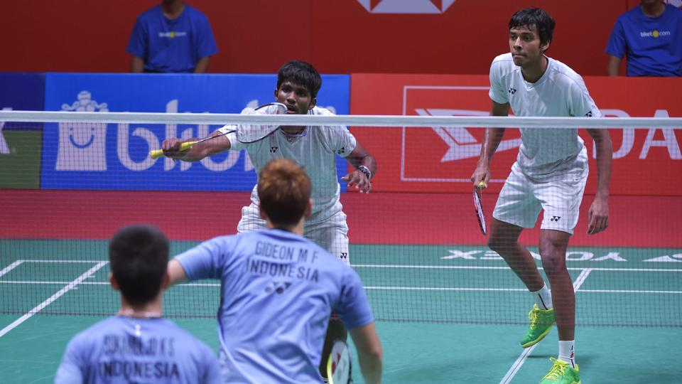 Satwiksairaj Rankireddy,Chirag Shetty,Commonwealth Games