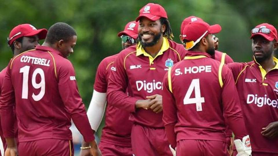 Get full cricket score of West Indies vs Scotland, ICCWorld Cup qualifiers 2018 Super Six, here. West Indies defeated Scotland by five runs (DLS) to book their place in the 2019 Cricket World Cup in England.