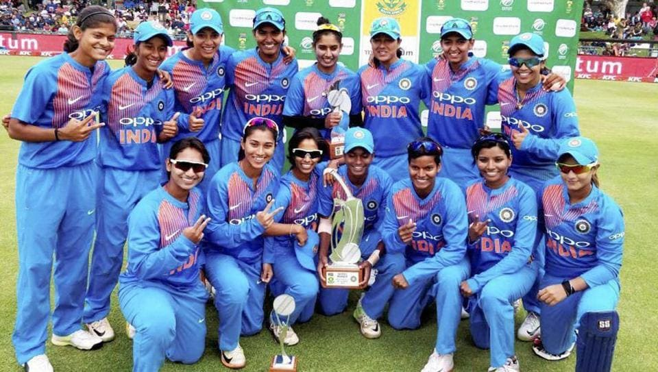 Indian Womens Cricket Team Gears Up To Face Australia In T20 Tri-Series Opener -6212