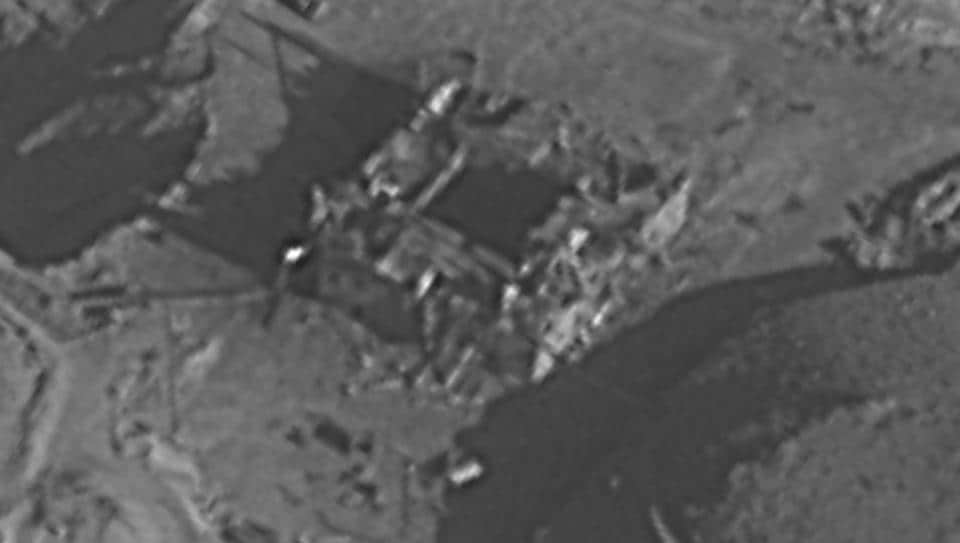 Israel officially admits striking Syrian nuclear reactor in 2007