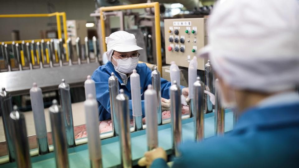 With a little over two years until Tokyo hosts the 2020 Olympic Games, organisers are ramping up preparations, and so are local condom makers hoping to showcase their world record ultra-thin products.