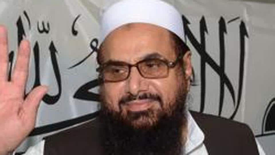 A file picture of Hafiz Saeed. The main driver of Pakistan's nexus with terrorists is its powerful military, whose generals hold decisive power and dictate terms to a largely impotent government.