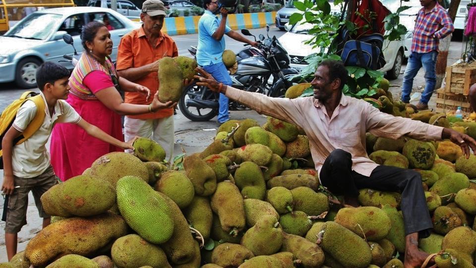 Kerala jackfruit,Jackfruit,Kerala official fruit