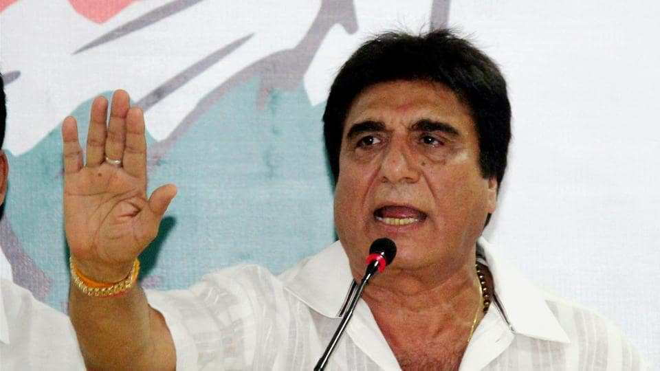 UP Congress Chief Raj Babbar steps down from his position