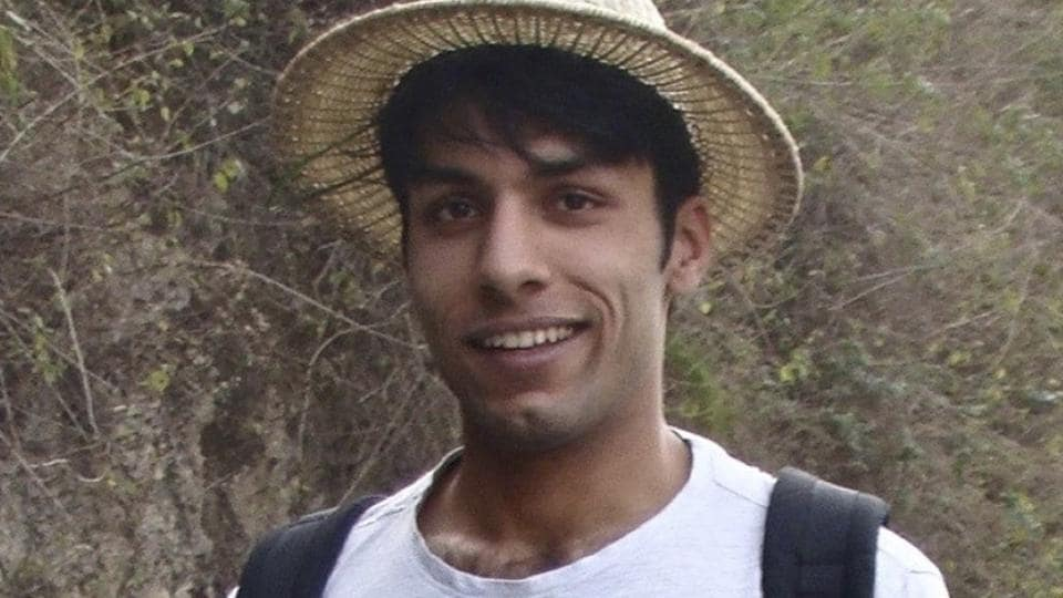 23-year-old Aman Awasti has gone missing in a small village of Himachal Pradesh.