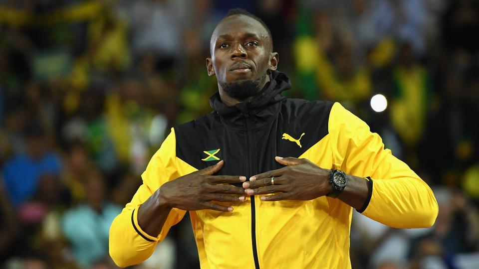 Usain Bolt,Borussia Dortmund,Bundesliga