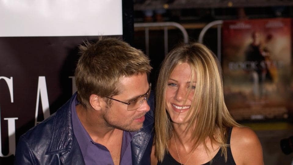 Jennifer Aniston and Brad Pitt ended their relationship in 2005.