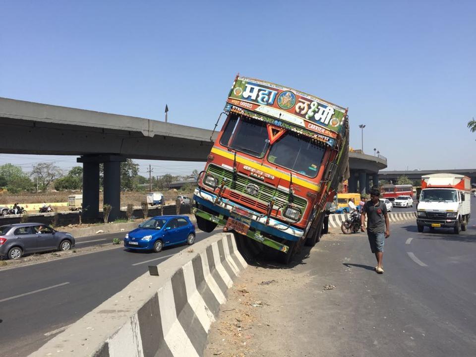 Turbhe,Navi Mumbai,Navi Mumbai accident