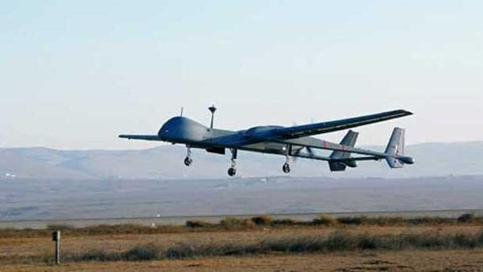 Indian Navy,Drone,Gujarat