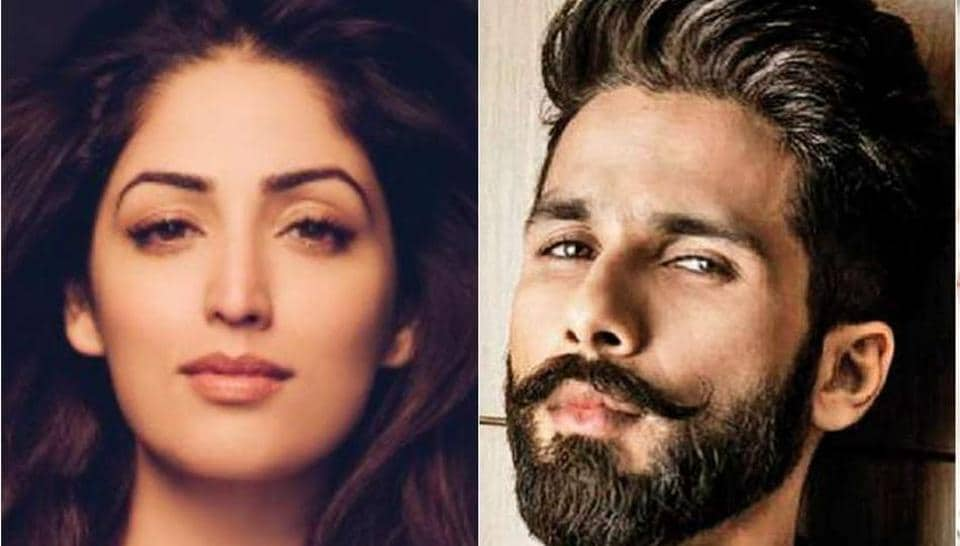 Actors Yami Gautam and Shahid Kapoor are playing lawyers onscreen in Shree Narayan Singh's Batti Gul Meter Chaalu.