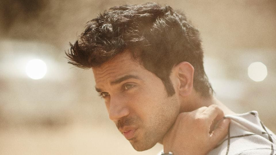 Actor Rajkummar Rao (above) shared screen space with Sushant Singh Rajput in Kai Po Che.