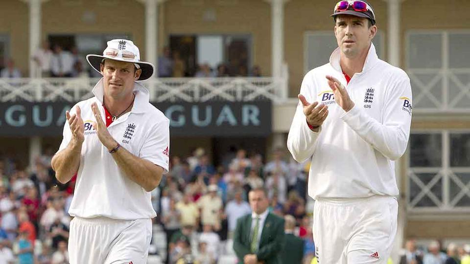 Andrew Strauss had blamed
