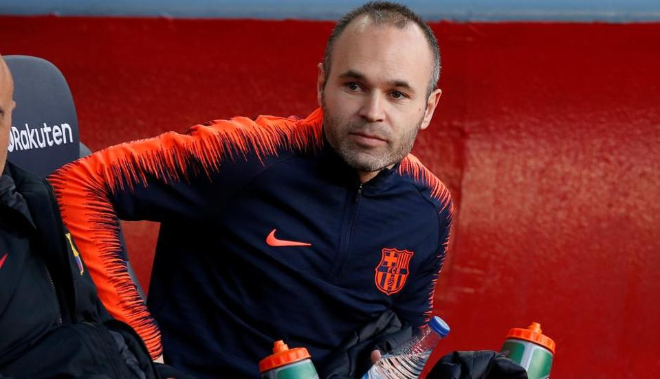 Andres Iniesta may retire from international football after the 2018 FIFAWorld Cup.