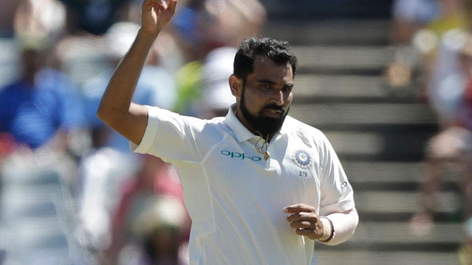Mohammed Shami,Indian cricket team,Grade B