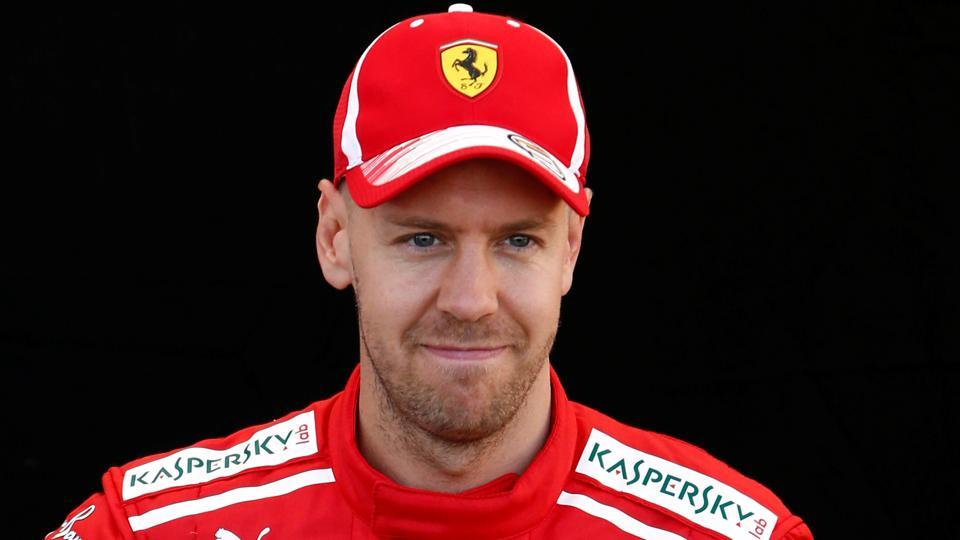 Sebastian Vettel is looking to win his first Formula One championship with Ferrari this season.