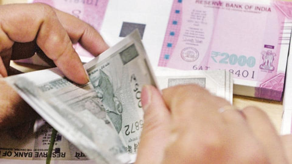 The rupee had ended almost flat at 65.21 against the US dollar on Wednesday.