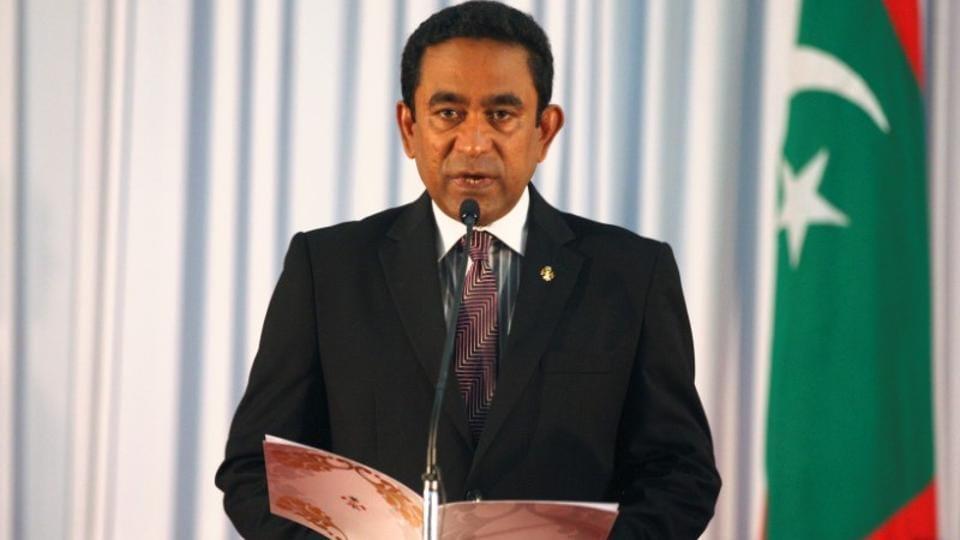 Maldives,Maldives Emergency,Abdulla Yameen